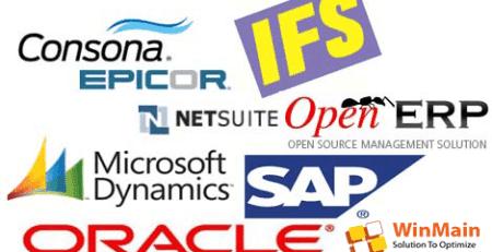 công ty cung cấp phần mềm ERP