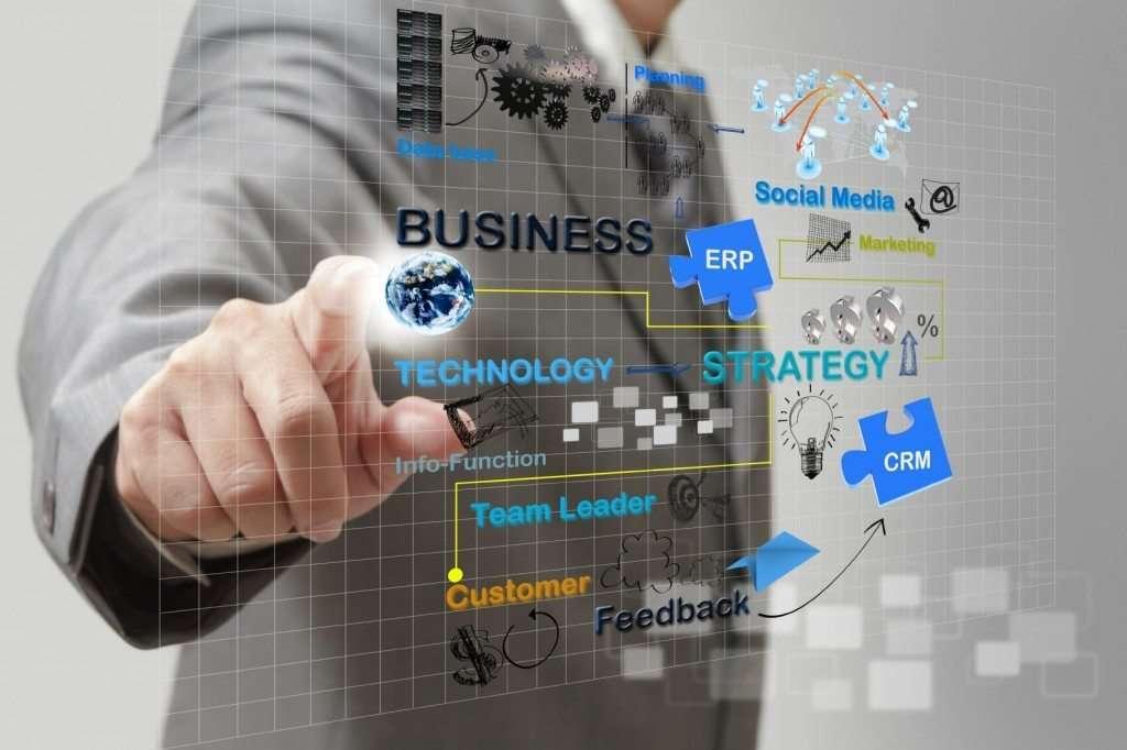 tại sao doanh nghiệp nên triển khai phần mềm ERP