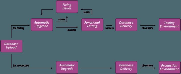 quy trình triển khai phần mềm odoo