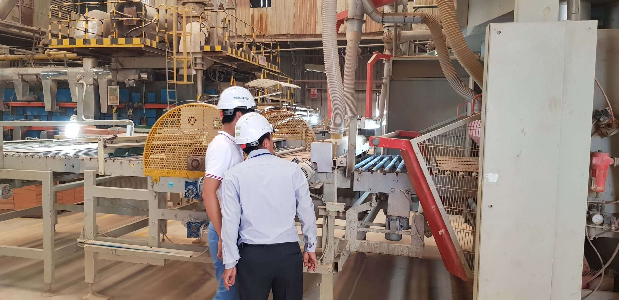 Công tác bảo dưỡng của nhà máy công nghiệp