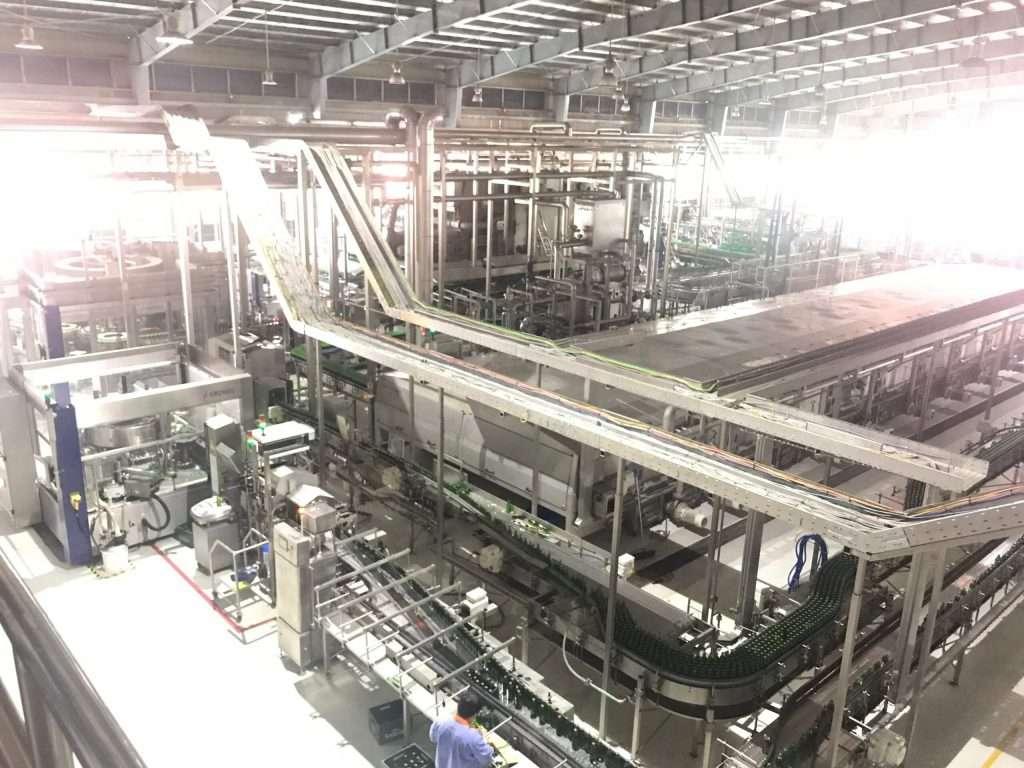 nhà máy bia sài gòn phú thọ sẽ triển khai phần mềm quản lý bảo trì thiết bị winmain cmms