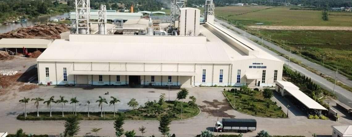 nhà máy gỗ mdf vrg kiên gian triển khai phần mềm quản lý bảo trì thiết bị winmain