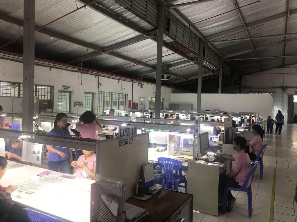 Phần mềm quản lý bảo trì thiết bị sẽ giúp Year2000 quản lý tốt gần 5000 thiết bị tại 4 xưởng sản xuất của mình